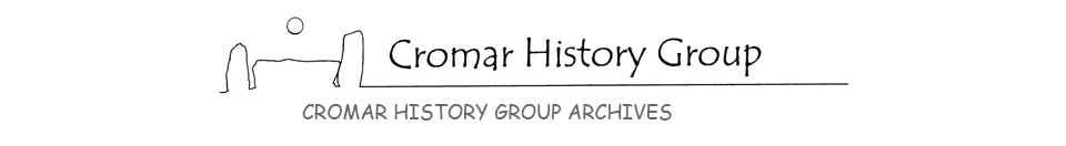 Cromar History Group Logo